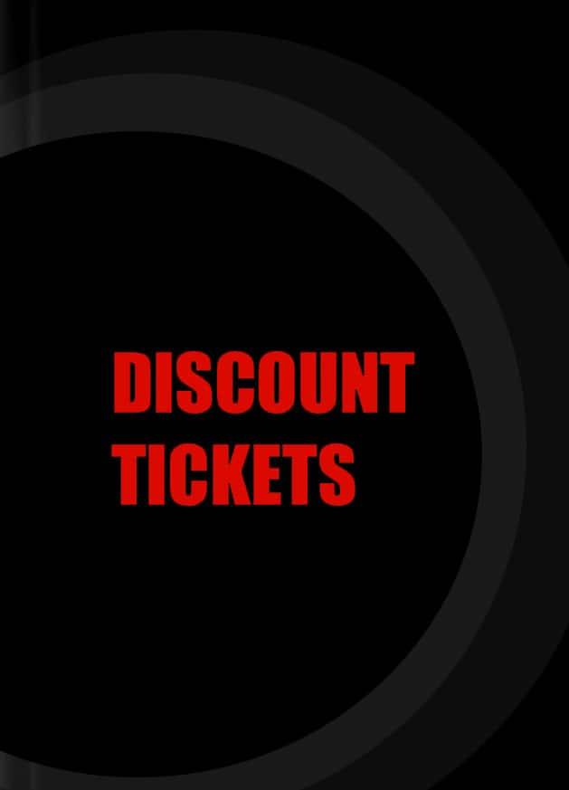 discount concerts tickets